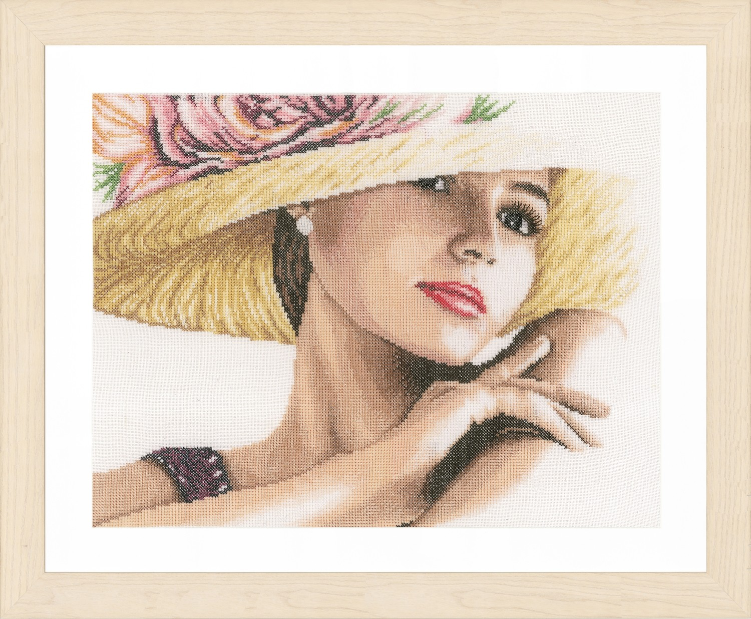 Lanarte Lady with Hat