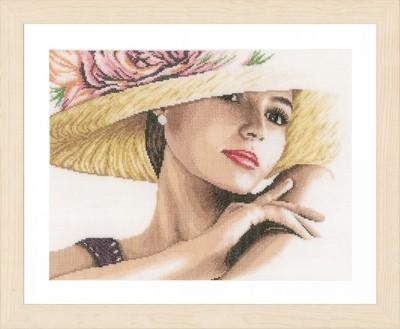 Lanarte Lady with Hat