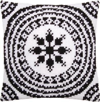 Vervaco Wit/Zwart