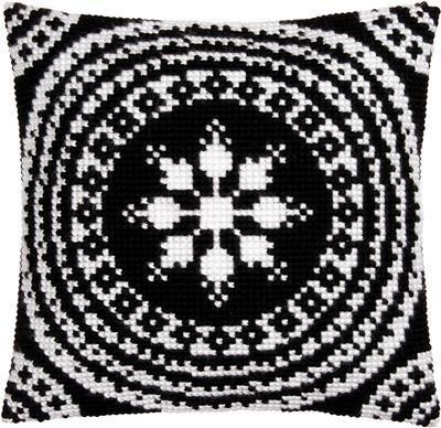 Vervaco Zwart/Wit