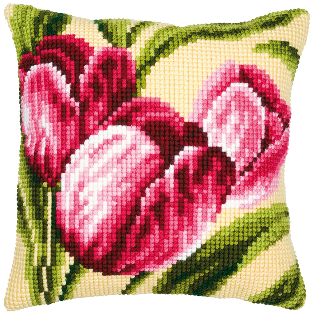 Vervaco Tulpen