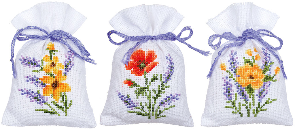 Vervaco Bloemen en Lavendel