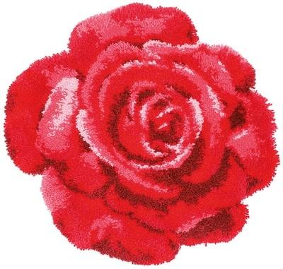 Vervaco Rode Roos