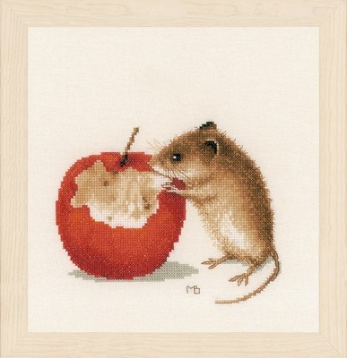 Lanarte Little Mouse by Marjolein Bastin