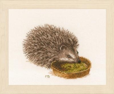 Lanarte Hedgehog by Marjolein Bastin