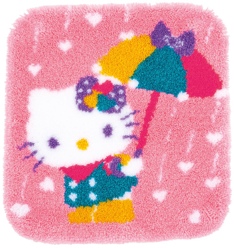 Vervaco Hello Kitty A Shower of Hearts