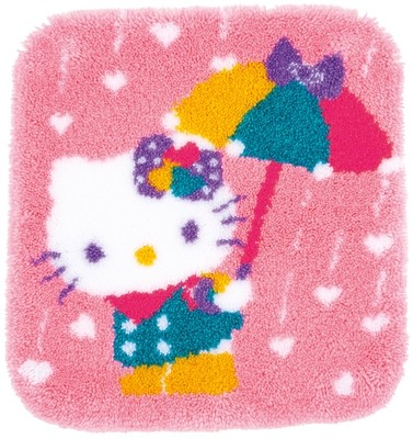 Vervaco Hello Kitty A Shower of Hearts