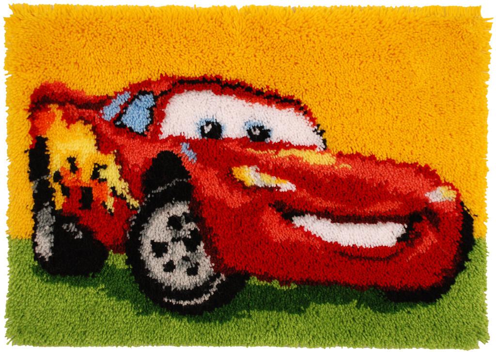 Vervaco Disney Lightning McQueen