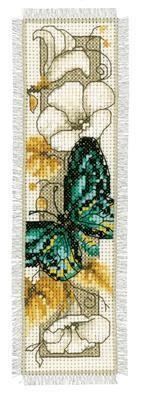 Vervaco Vlinders en Bloemen