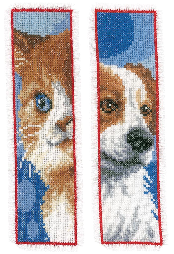 Vervaco Kat en Hond