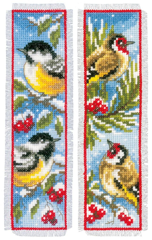 Vervaco Vogels in Winter