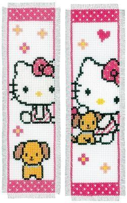 Vervaco Hello Kitty met Hondje