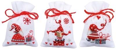 Vervaco Kerstkabouters met Cadeaus