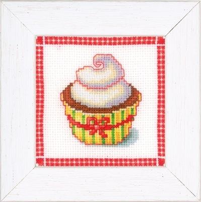 Vervaco Cupcake met Slagroom