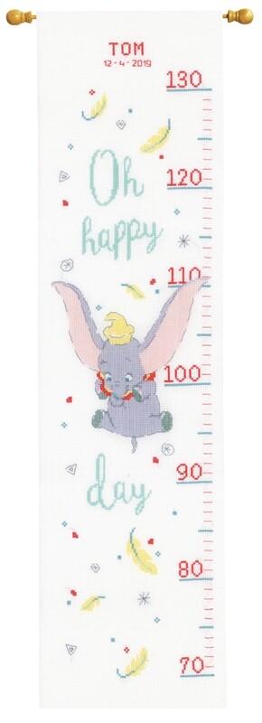 Vervaco Disney Dumbo Oh Happy Day