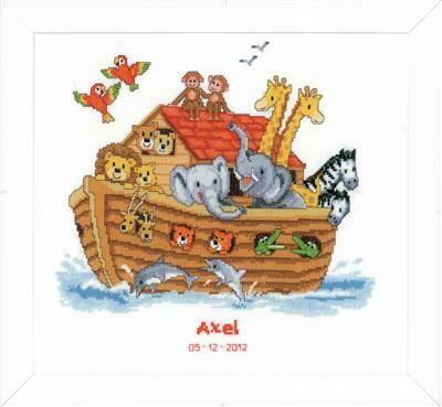 Vervaco Ark van Noah