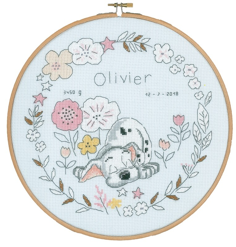 Vervaco Disney Little Dalmatier