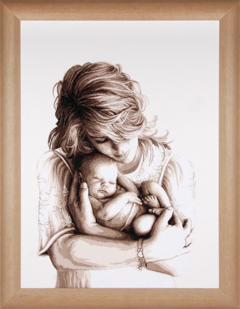 Vervaco Moeder en Kind Limited Edition