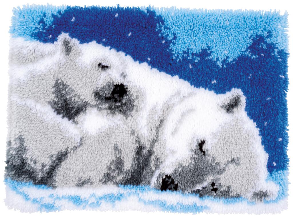 Vervaco Slapende Ijsberen