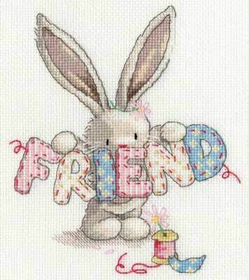 Bothy Threads Bebunni - Friend
