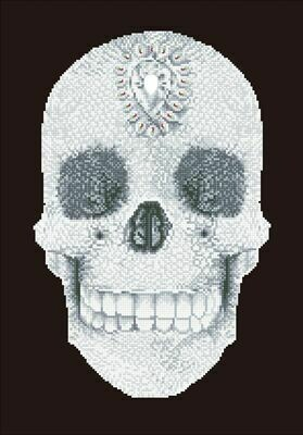 Diamand Dotz Crystal Skull