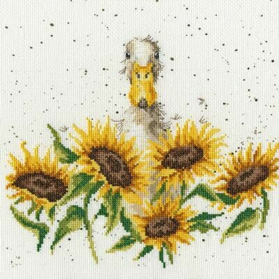 Bothy Threads Sunshine by Hannah Dale