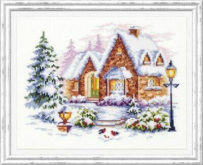 Chudo-Igla Winter House