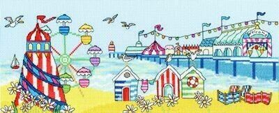Bothy Threads Pier Fun by Julia Rigby