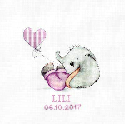 Luca-S Baby Girl