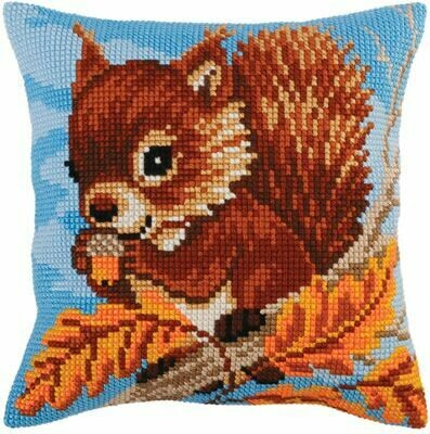 Collection D'Art Squirrel with a Nut