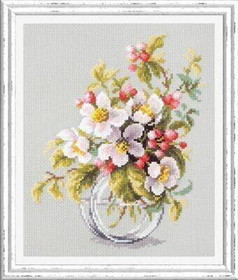 Chudo-Igla Blooming Apple Tree