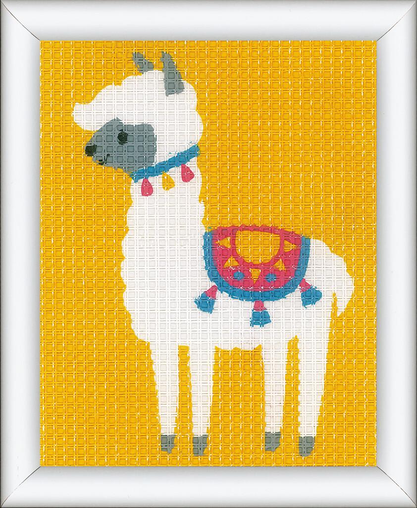 Vervaco Penelope Kit Lama