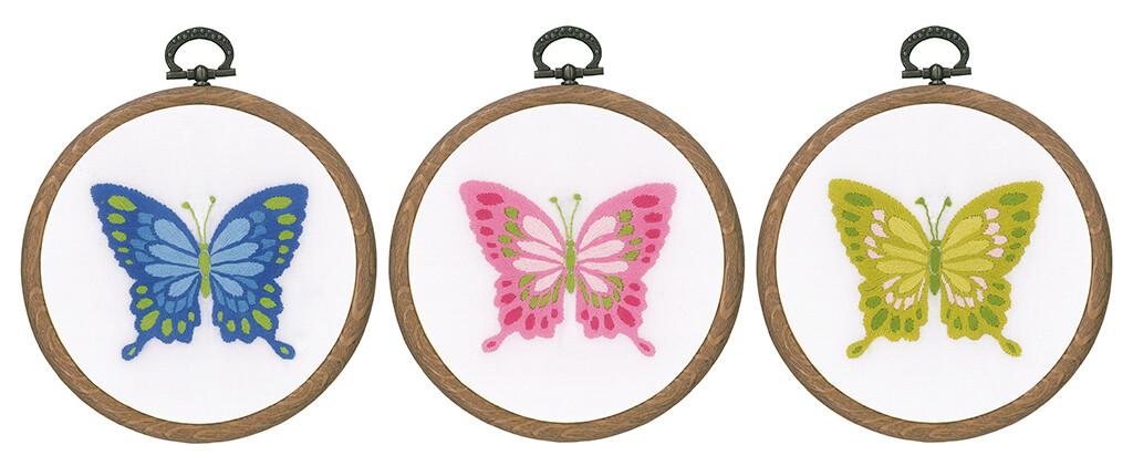 Vervaco Vlinders