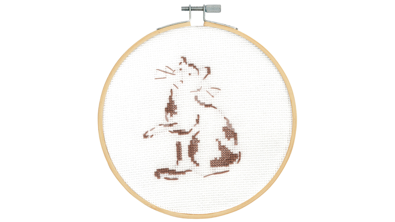 DMC Playfull Cat