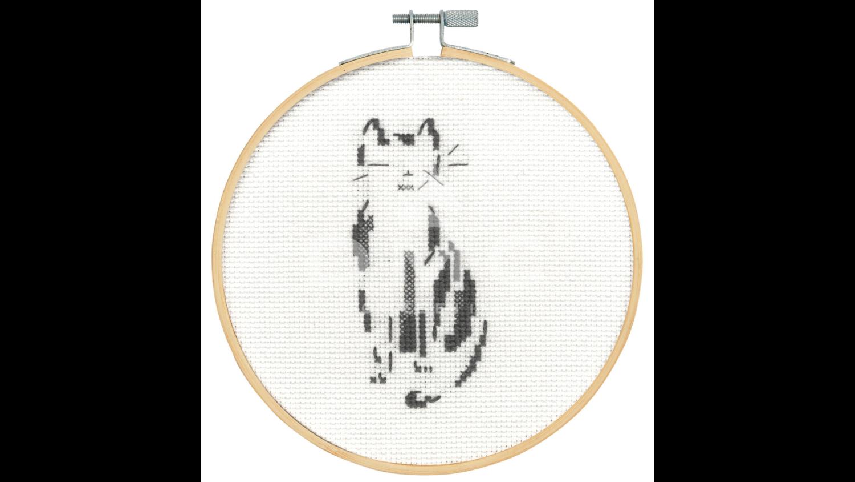 DMC Pensive Cat