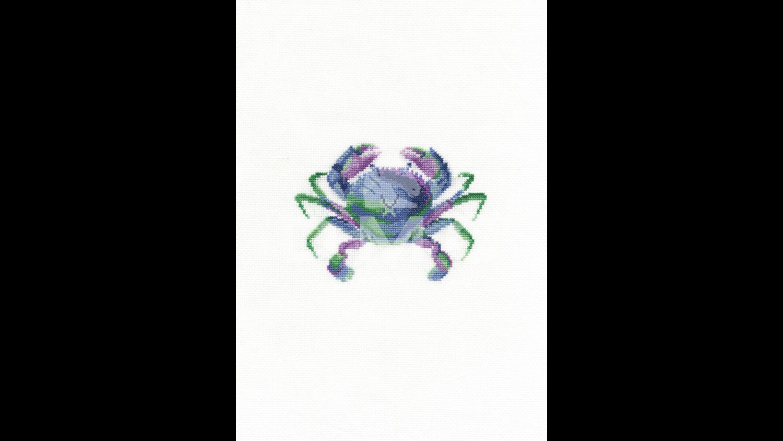 DMC Colourful Crab