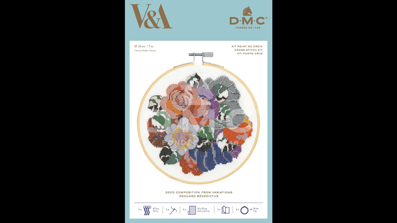 DMC Deco Composition from Variations Edouard Bénédictus