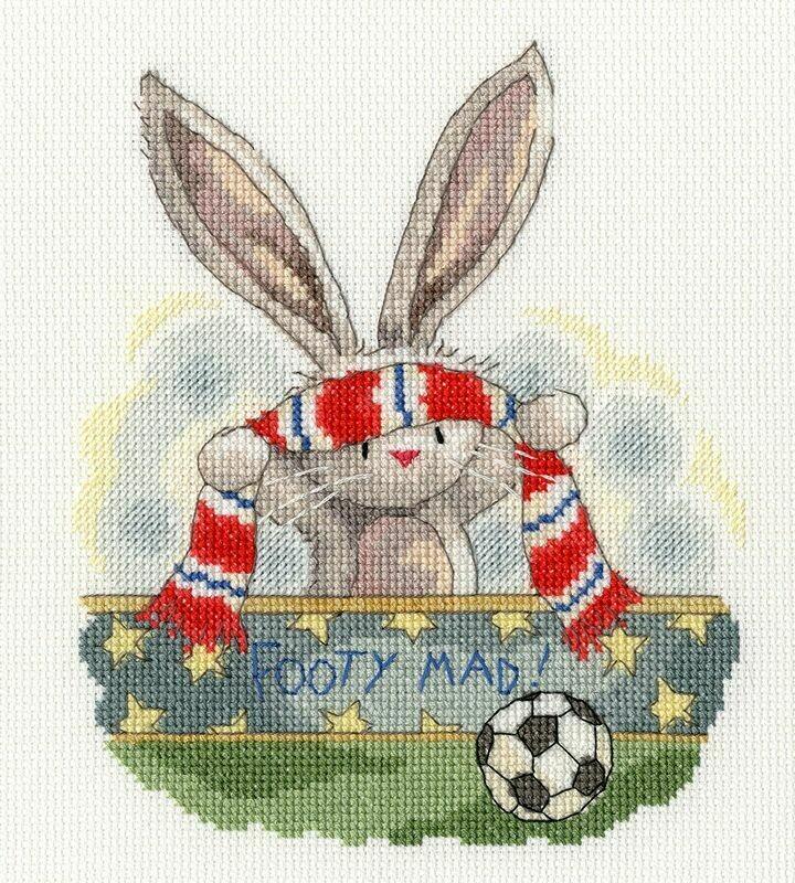 Bothy Threads Bebunni - Footy Mad