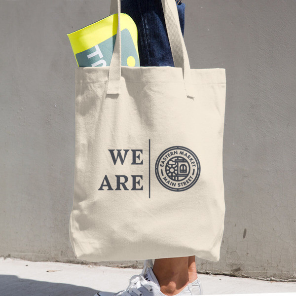 """WE ARE"" EMMS Tote Bag"