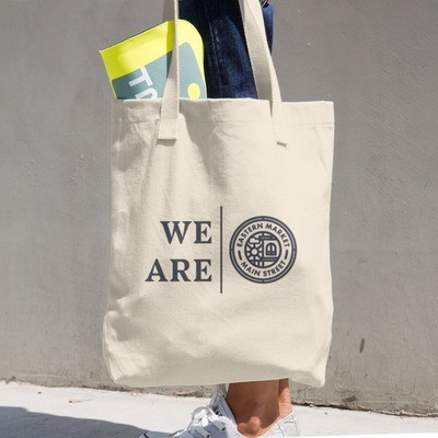 """""""WE ARE"""" EMMS Tote Bag"""