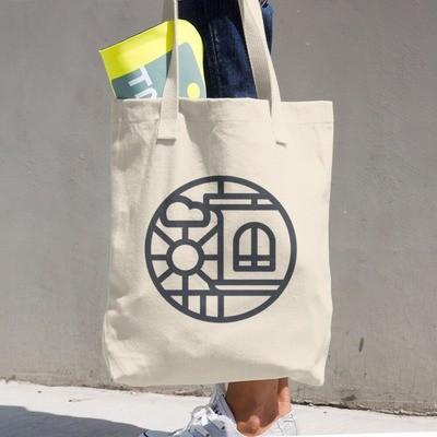 """Historic"" EMMS Tote Bag"