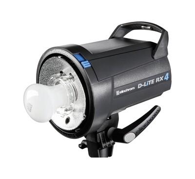 Elinchrom D-Lite RX 4 Flash Head