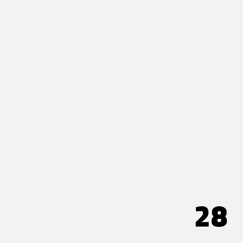 28 SUPERIOR Seamless Paper 2.7m - Snow
