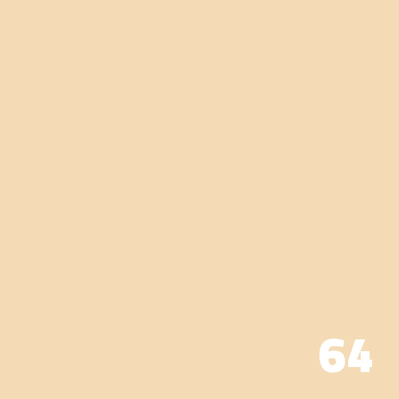 64 SUPERIOR Seamless Paper 2.7m - Fawn