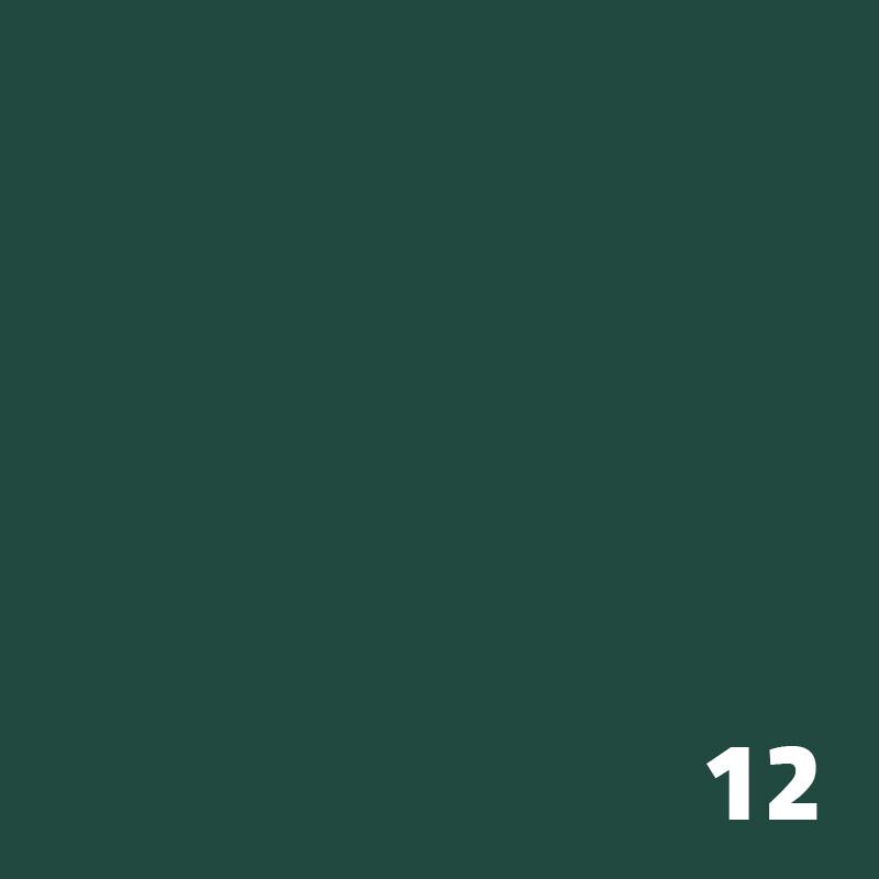 12 SUPERIOR Seamless Paper 2.7m - Deep Green