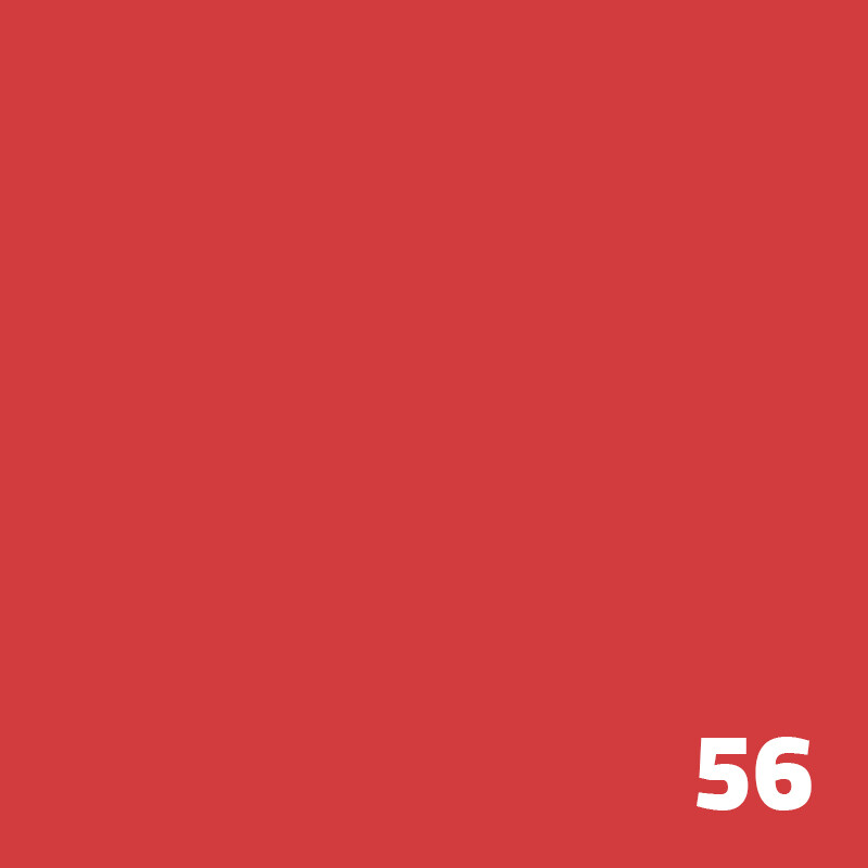 56 SUPERIOR Seamless Paper 1.35 m - Scarlet