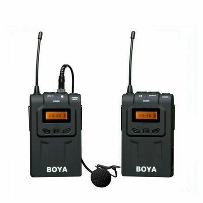 Boya WM6 Wireless Microphone