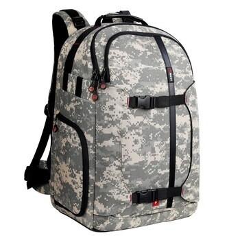 NEST high quality Hiker 200 camo camera bag camo backpack
