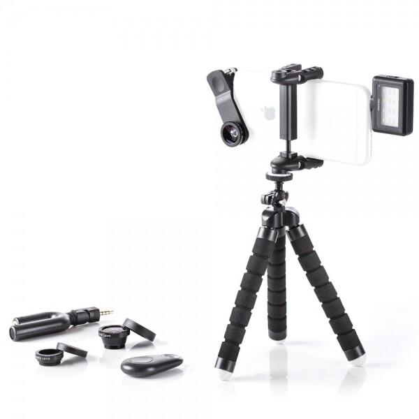 Micnova MQ-MPK01 Mini Mobile Photography Kit for iPhone & more