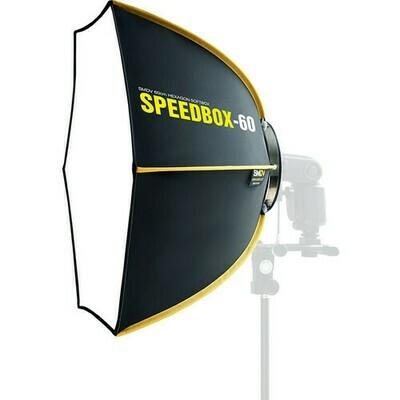 SMDV SPEEDBOX 60 - For Speedlite